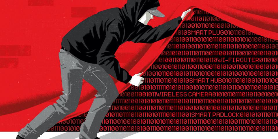 smart home security concern
