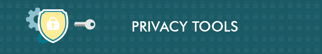 privacy tools in 2018