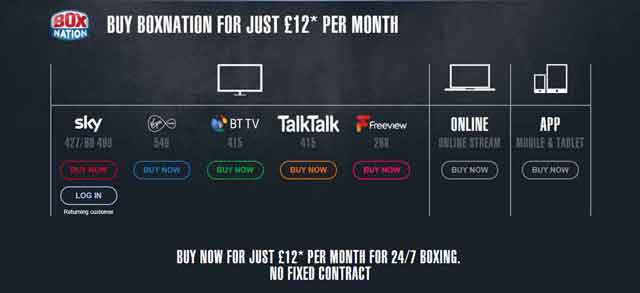 Box nation sky subscription