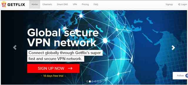 Getflix vpn monthly plan