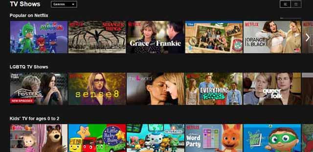 Expressvpn Netflix errors
