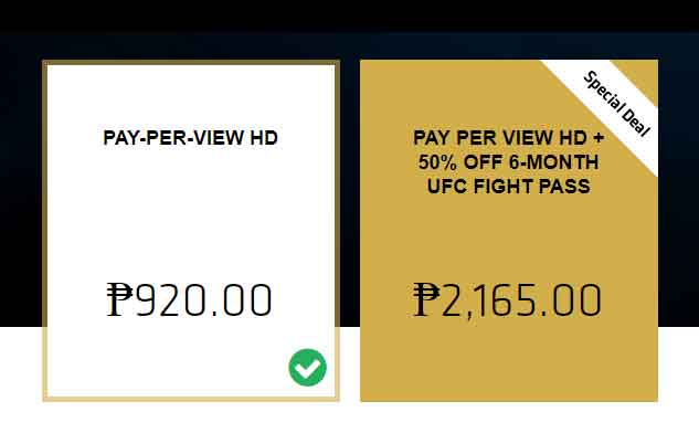 ufc 226 pay per view tickets on sale