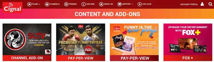 Manny Pacquiao vs Lucas Matthysse on Cignal PPV