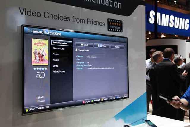 VPN on Samsung Smart TV