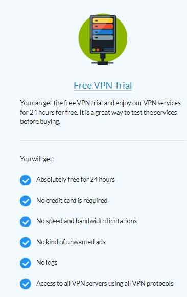 Free 24 Hour Trial