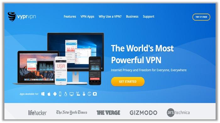 VPN Speed Comparison