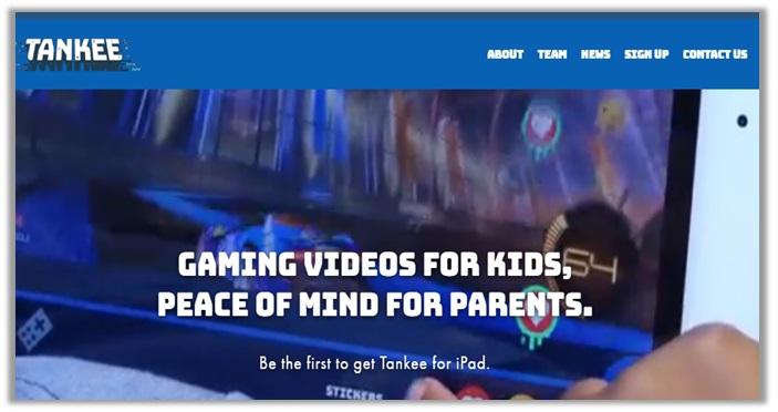 Tankee Homepage