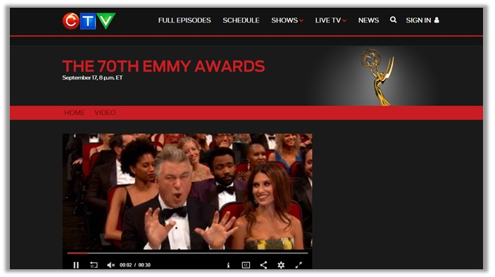 How to Watch Emmy Awards 2018 Live Online Without Cable