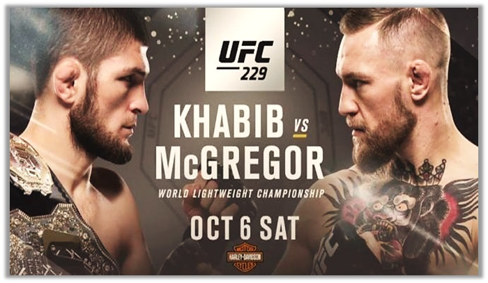 McGregor vs Khabib- Latest News