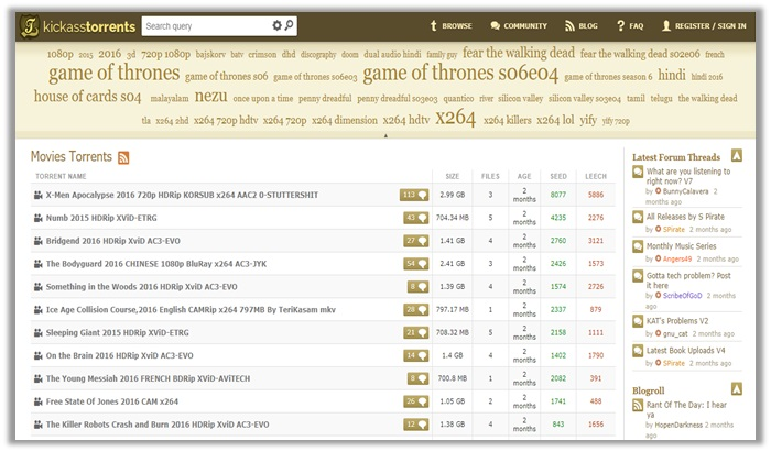 ExpressVPN Kickass Torrents