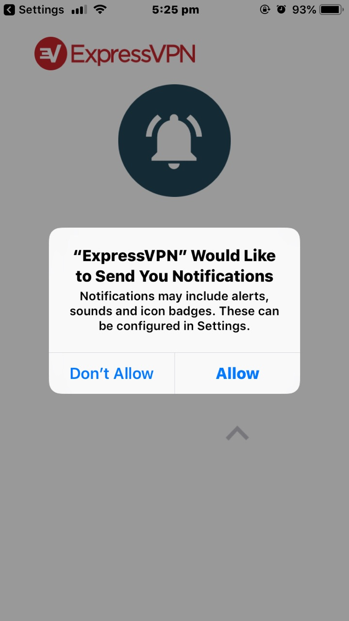 ExpressVPN New iOS App