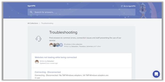 tigervpn installation tutorials