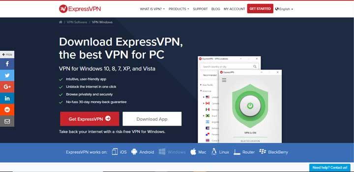 ExpressVPN Device Support