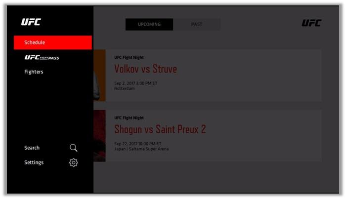 Stream UFC 229 Khabib vs. McGregor on Roku