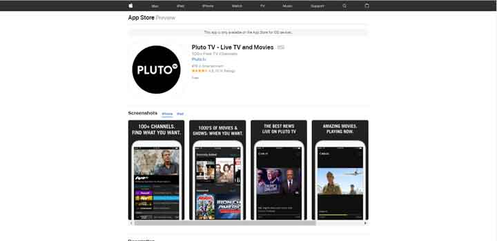 How to Watch Pluto TV on Apple TV