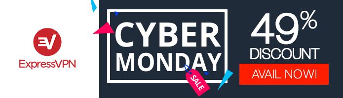 Cyber Monday Expressvpn deal