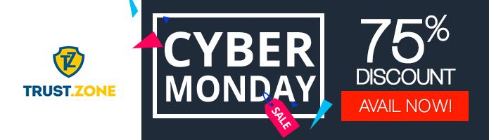 Cyber Monday Trustzone VPN deal