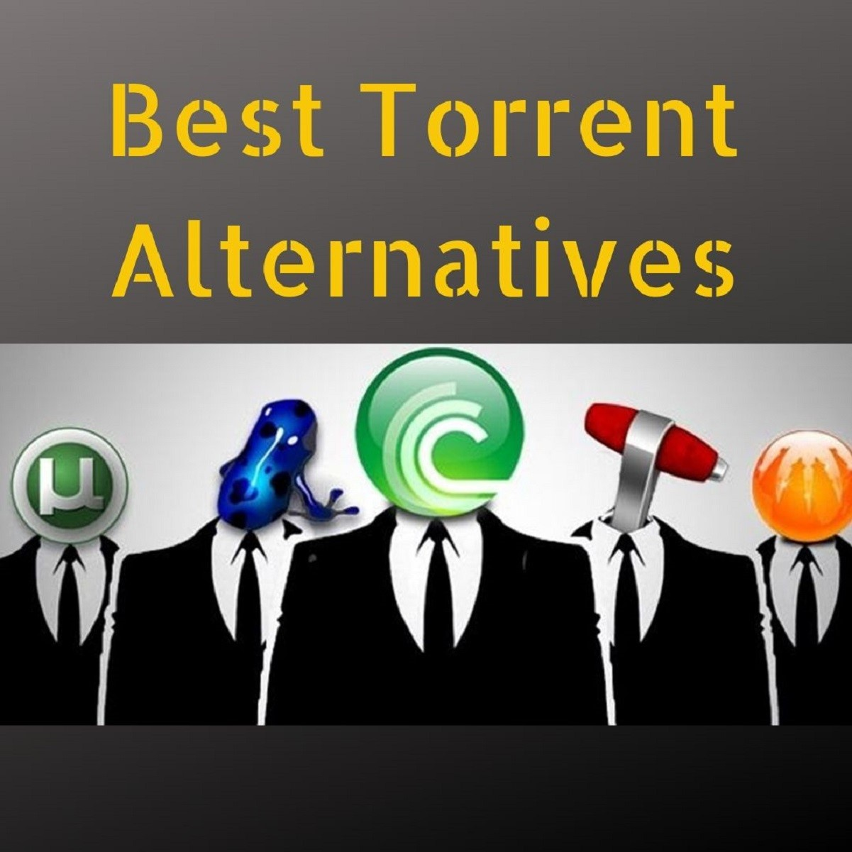 Best Torrent Sites and 100% working alternatives of cracked down sites