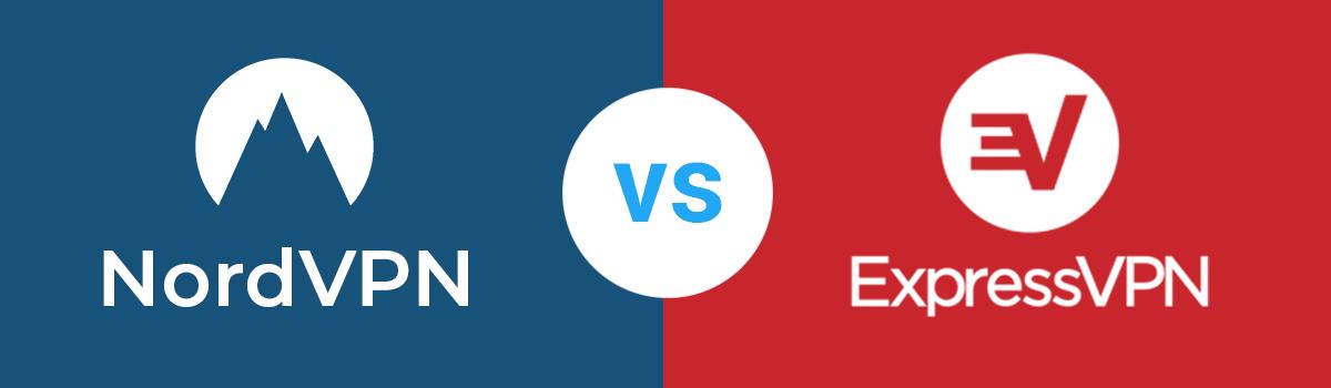 NordVPN vs. ExpressVPN