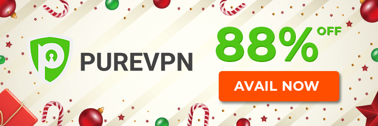 purevpn Christmas deal