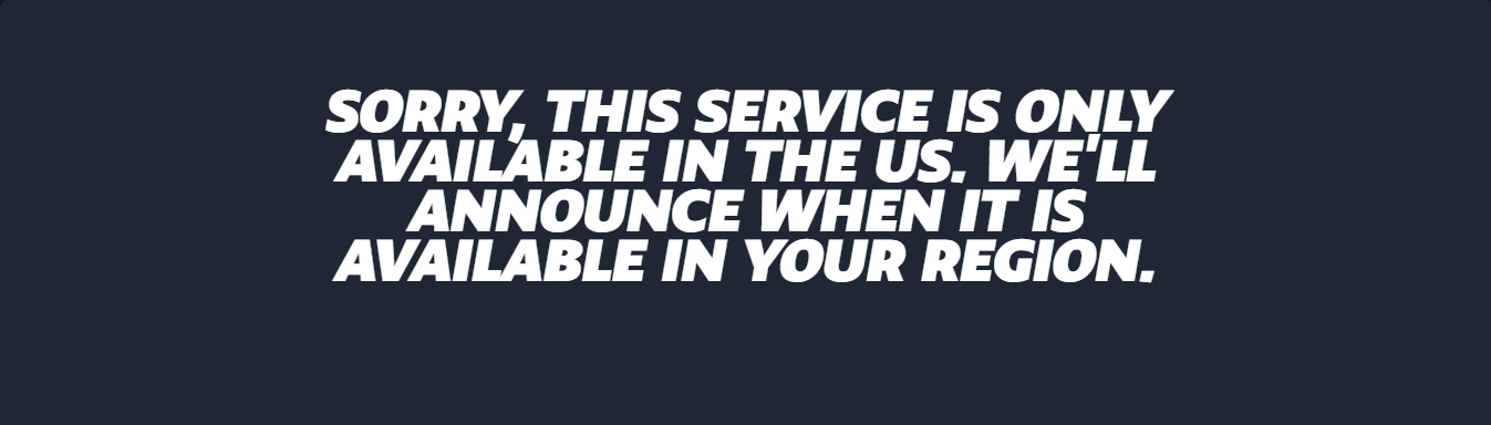 How to Watch/Unblock DC Universe Outside USA
