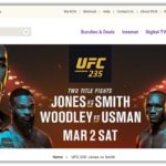 How to Watch UFC 235 Live Online: Jones vs. Smith
