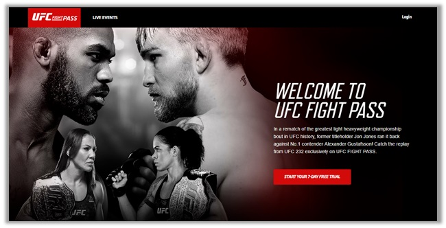 Is There a Way to Stream the UFC 235 Event FREE