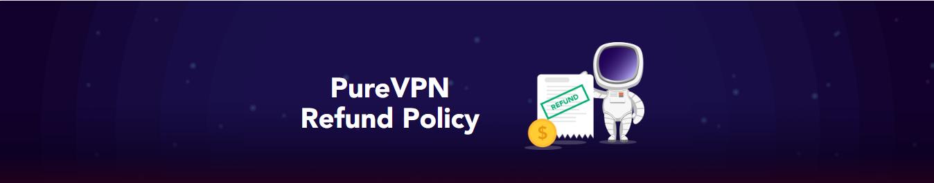 PureVPN free trial account