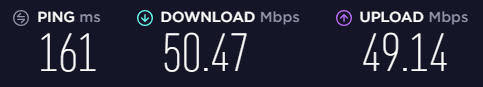 cyberghost netflix speed test