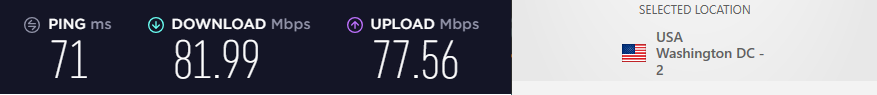 expressvpn netflix speed test