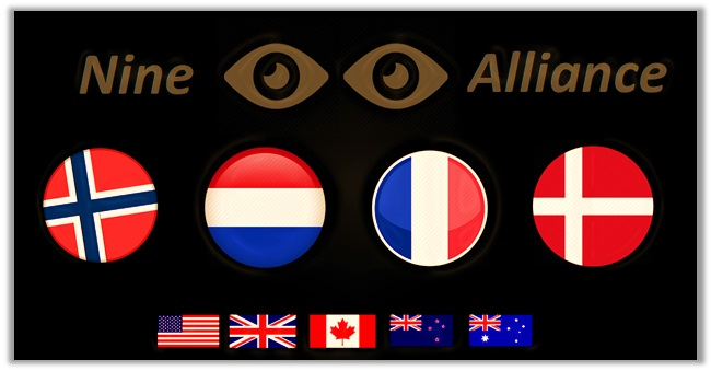 9 Nine Eyes Nation Alliance