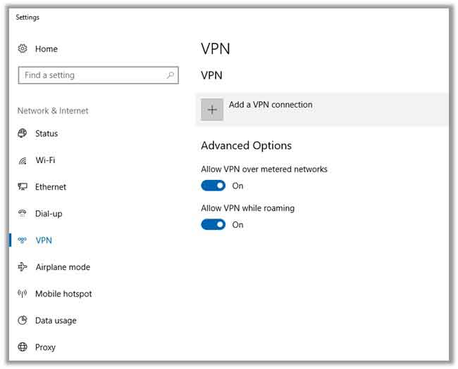 How to Install VPN Connection Windows 10 OS/7 Service Packs