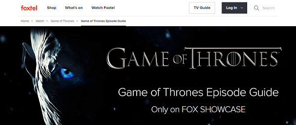 game-of-thrones-on-foxtel