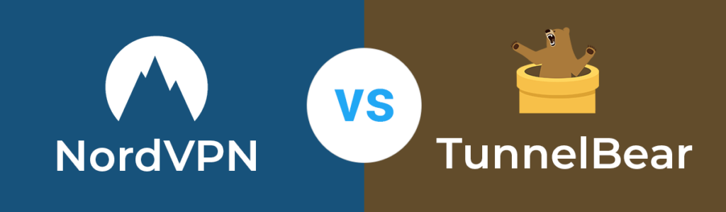 NordVPN Vs.TunnelBear