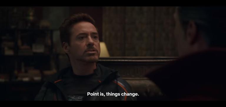 The Avengers - Infinity War