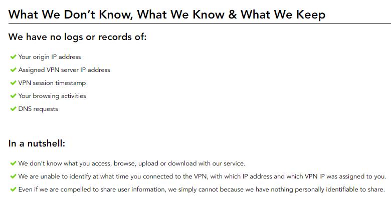 purevpn null protokolliert den Datenschutzanspruch