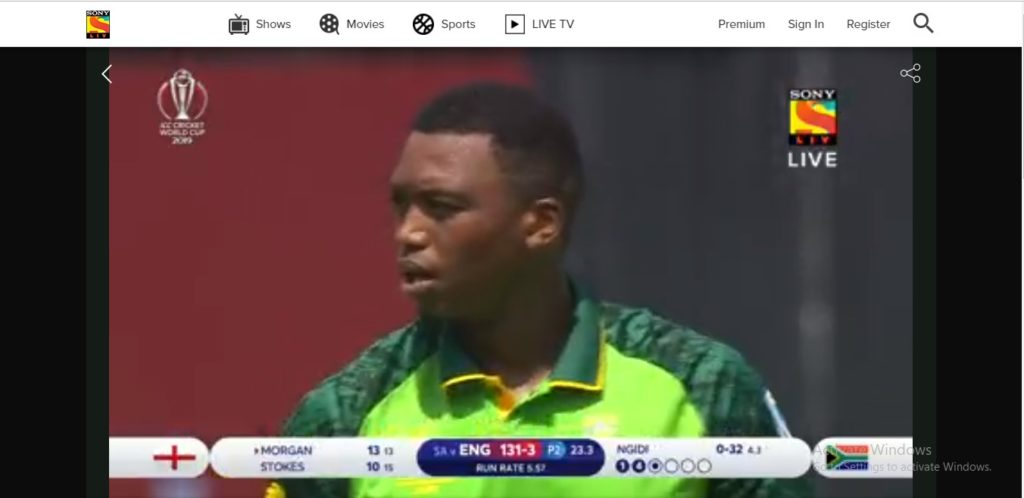The Best Live Streaming Options for Cricket World Cup